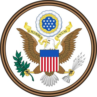 Great Seal of United States of Amerika