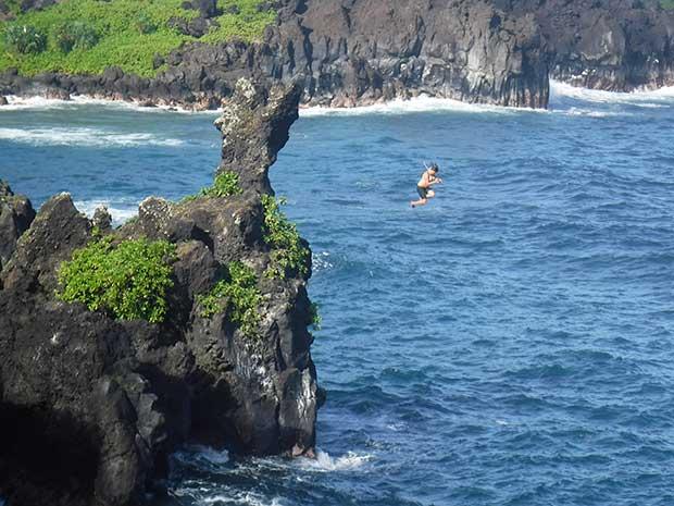 Waianapanapa - äventyr - Usa.se - resetips och fakta om USA