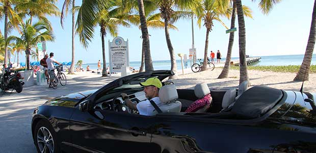 Hyrbil i Florida