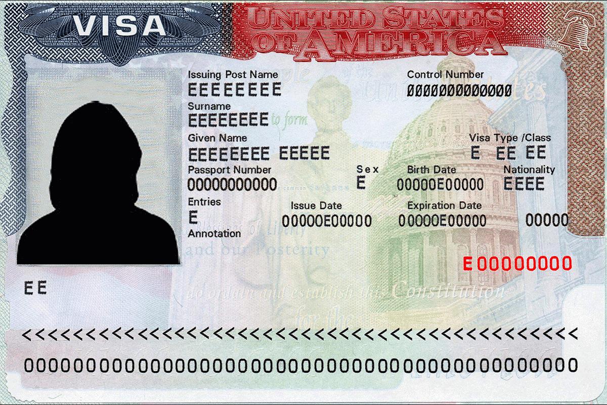 Visum Till Usa